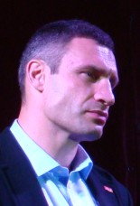Vitalie Klitchko - Kyiv Rally Oct 15